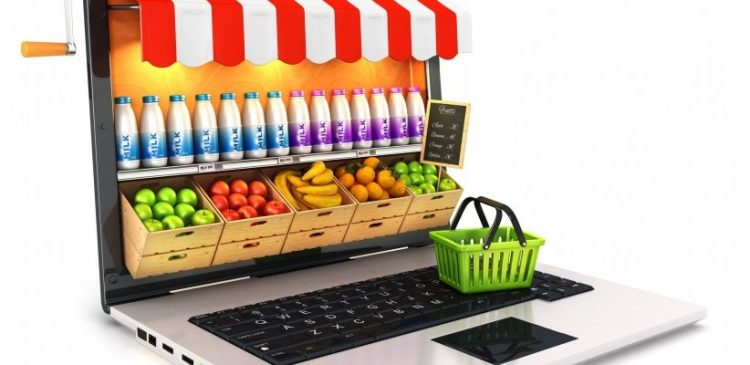Build an Online Grocery Store