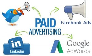 paid advertising