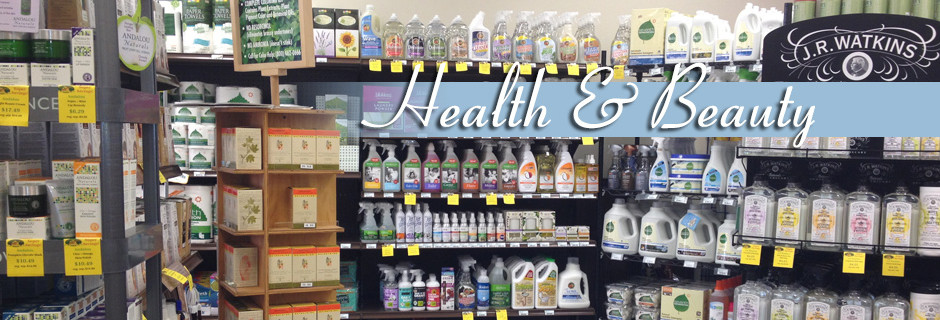 Health and Beauty Store
