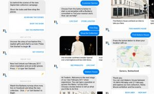 burberry chatbot