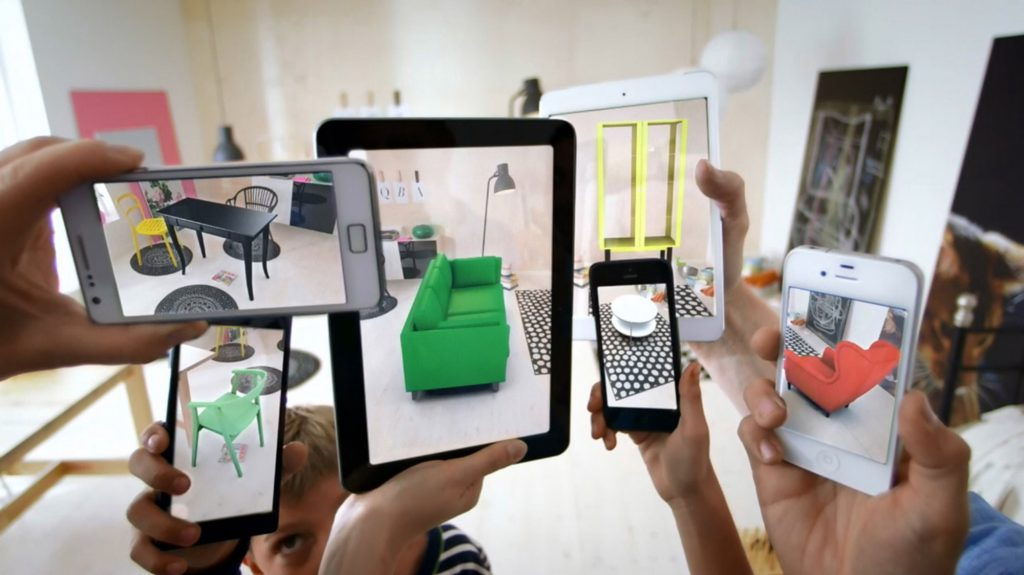 augmented reality in mcommerce