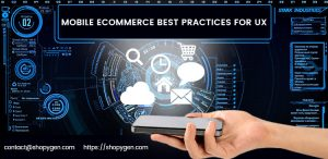 mobile commerce best UX practices
