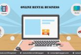 Online rental business