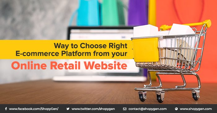 How to choose eCommerce platform