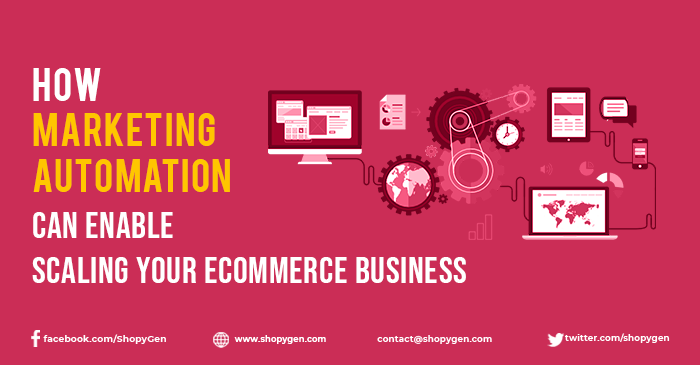 marketing automation e-commerce