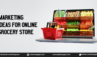 online grocery store marketing strategy